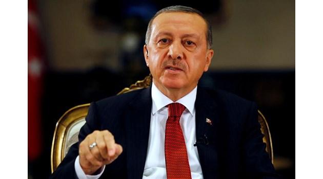 Ердоган скочи срещу САЩ: Много е ясно, че през живота си не са яли Османски шамар