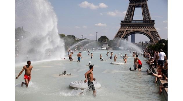 Ново проучване: През 2050 г. в Лондон ще е топло като в Барселона, а в София - като в Скопие