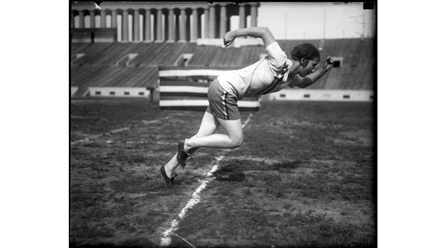 """Чудото """"Бети Робинсън"""", която възкръсна от моргата, за да спечели злато пред погледа на Хитлер"""