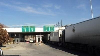 """На ГКПП """"Промахон"""" проверяват с бързи тестове  шофьорите на камиони"""