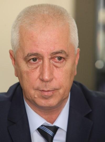 Николай Петров - министър на здравеопазването