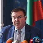 Здравния министър проф. д-р Костадин Ангелов