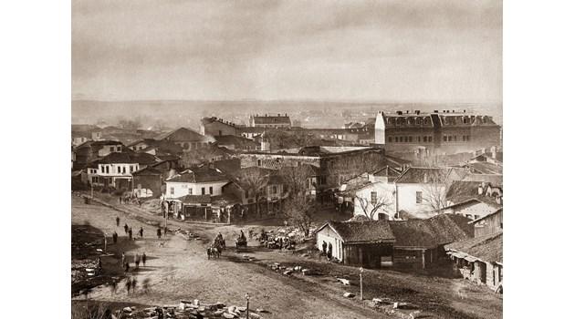 Как преди 140 години обявиха София за столица. След Освобождението Русе, Варна и Шумен имали двойно повече жители