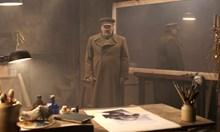 """""""Диванът на Сталин"""" създаден специално за диктатора пред камерата Депардийо"""