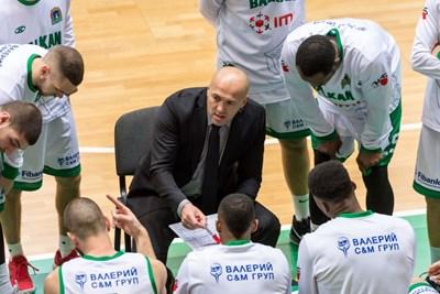 """Играчите на """"Балкан"""" записаха най-изразителната победа в първия кръг на плейофите."""