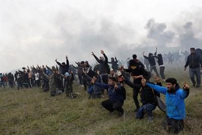 Правозащитни групи: Нараснал е броят на нападенията срещу малцинствата в Гърция през 2018 г.
