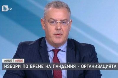 Александър Андреев. Кадър Би Ти Ви