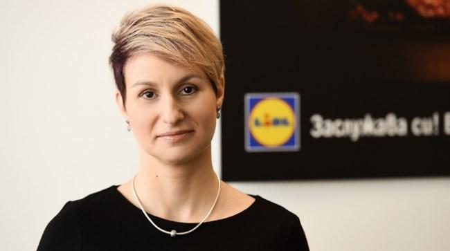 """Нели Месерджиева, ръководител """"Акционен мениджмънт и главен експерт по текстила"""" в Лидл България"""