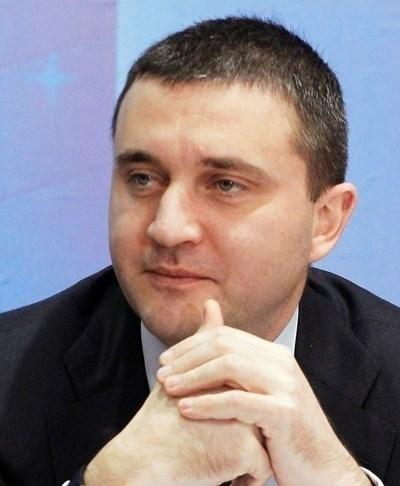 Финансовият министър Владислав Горанов СНИМКА: Архив