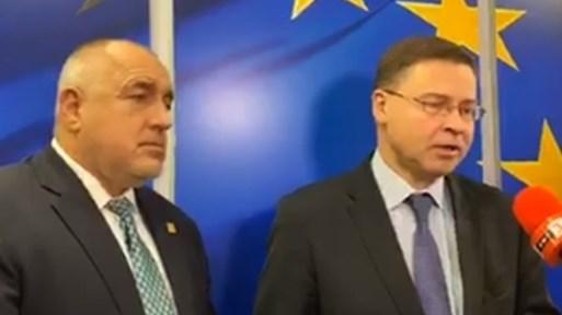 Борисов: Няма държава, приела еврото, да е станала по-слаба. Работя без сън (Видео)