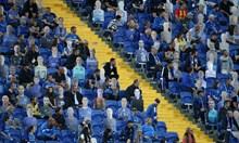Завръщането на феновете по стадионите в България