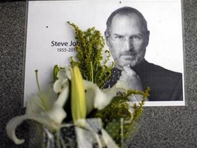 "Стив Джобс Снимка: Архив ""24  часа"""