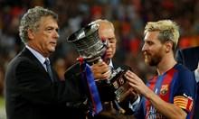 Легендарният бос на испанския футбол наливал милиони в касичката на синчето си