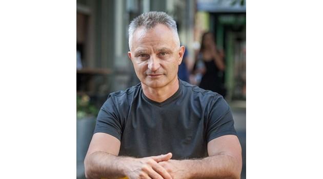 Захари Карабашлиев: У нас ме върна любовта - към езика, към жена, към България