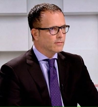 Директорът на Българската банка за развитие Стоян Мавродиев Кадър: Би Ти Ви