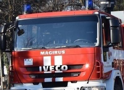 Двама обгоряха при взрив на газова бутилка в Кърджали