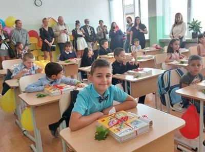 15 първокласници започват обучение по метода Монтесори в Търново