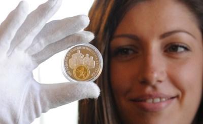 Юбилейните монети, които емитира БНБ, са законно платежно средство, освен че имат и нумизматична стойност.