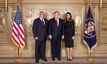 Борисов позира с Доналд и Мелания Тръмп: Ето възможност за нови анализи (Снимка)
