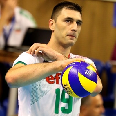 Цветан Соколов Снимка: FIVB