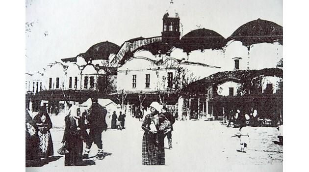 Сюлейман паша праща на заточение ямболци заради изчезнал косъм от брадата на Мохамед
