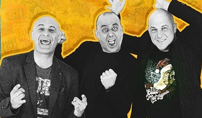 Тримата вокали ще пеят на 10 май в София.