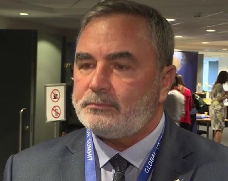 Главният здравен инспектор Ангел Кунчев Кадър: bTV
