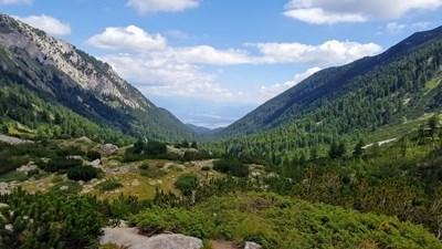 Планински спасители са помогнали на изгубени туристи в Пирин