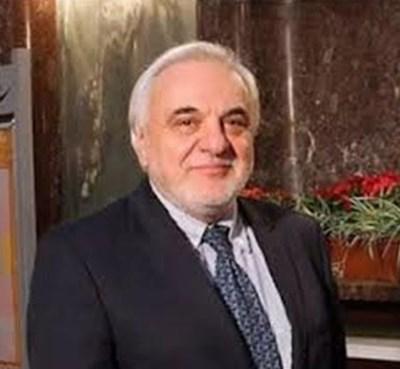 Директорът на Софийската опера академик Пламен Карталов