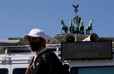 Близо 5000 заразени с коронавируса в Германия за денонощие СНИМКА: Ройтерс