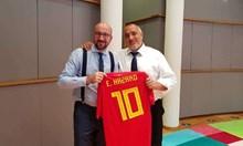 Бъдещият шеф на Европейския съвет прати есемес на Борисов