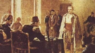 ДОСТОЕН: С поведението си пред съда Васил Левски печели уважение, но само от турците.