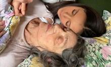 Почина бабата на Нина Добрев. Актрисата се връща в България, за да я изпрати