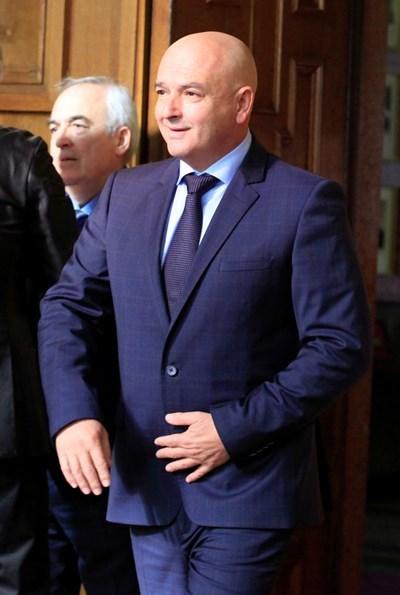 Венцислав Мутафчийски. Снимка Архив