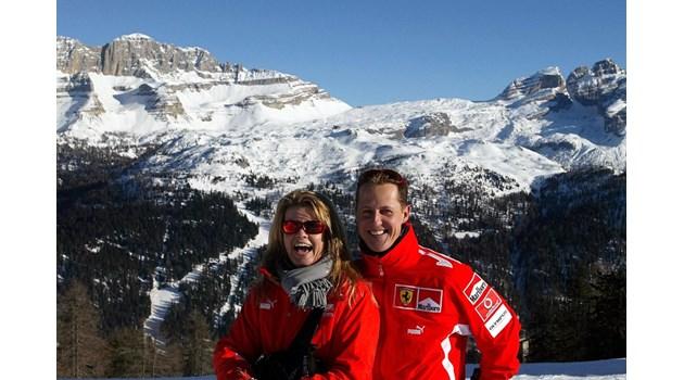 Бащата и съпругата на Шумахер харчат в тандем богатството му от 1 милиард долара
