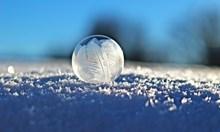 Утре снегът са завръща, температурите ще достигат до 5 градуса