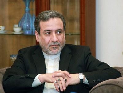 Абас Арагчи - главен преговарящ по иранската ядрена сделка и заместник министър на външните работи на Иран СНИМКА: Румяна Тонeва