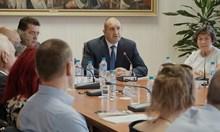 Радев: Не съм надхвърлил правомощията си с консултациите за нов главен прокурор (Снимки)