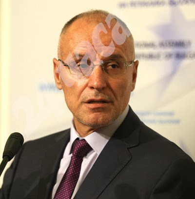 Димитър Радев, управител на централната банка