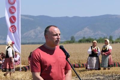 Румен Порожанов Снимки: Министерство на земеделието, храните и горите