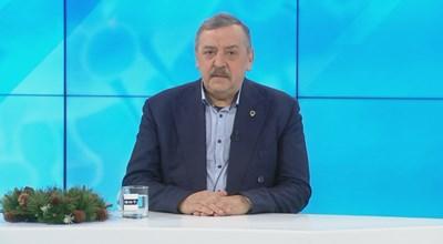 Тодор Кантарджиев: Пик на грипа се очаква в края на февруари