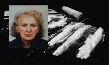 77-годишната баба, задържана за продажба на кокаин, разпределяла дозите и ги продавала в апартамента си. Била част от престъпната група на внука си
