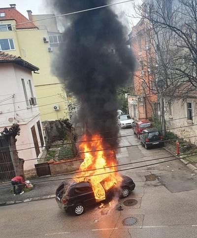 Снимка: Фейсбук-Пламен Ивайлов.