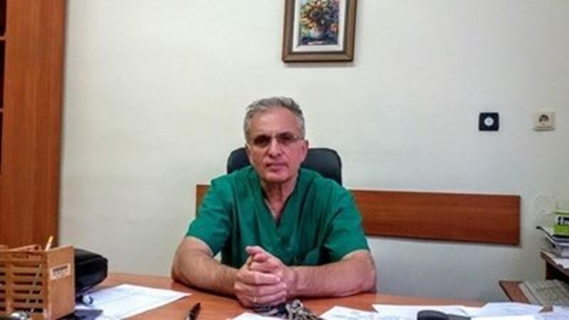 Д-р Валентин Иванов