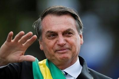 Жаир Болсонаро СНИМКА: Ройтерс
