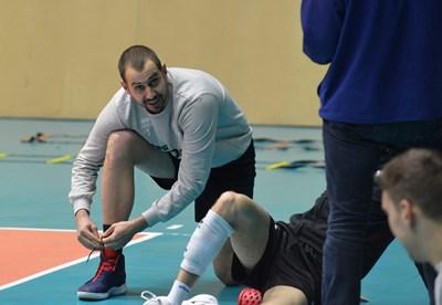 Георги Братоев пропуска квалификацията за Токио 2020 в Берлин. СНИМКА: Йордан Симeонов