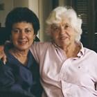 Лилиън Фейдърман и Филис Ъруин вече половин век са семейство.