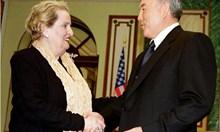 $84 млн. подкуп за президента на Казахстан