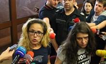 Иванчева и Петрова отново остават в ареста, след като спецсъда реши да ги пусне от килията