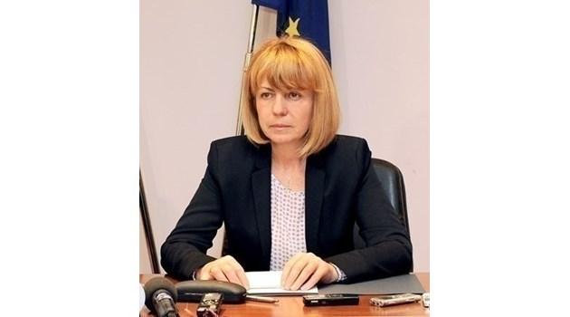 Фандъкова: От БСП показаха, че за тях домогването до властта е много по-важно от проектите за града